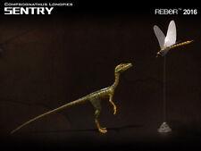 REBOR 1:6 Compsognathus (Sentry) dinosaur model - NEW