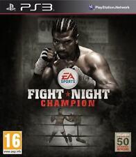 Noche de peleas Campeón ~ Ps3 (en Perfectas Condiciones)