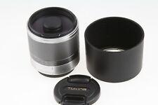 Tokina MF Reflex 300mm f/6.3 Macro Lens for MFT Micro 4/3 Olympus/Panasonic