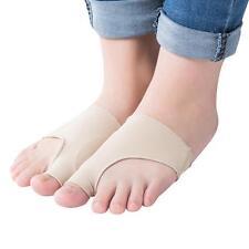 1Pair Men Women Pain Relief Bunion Protector Sleeve Hallux Toe Gel Guard Cushion