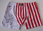 F123 Mens Tiger Stripes printed boxer briefs Cotton