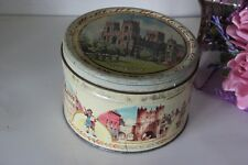 "VECCHIA SCATOLA INGLESE IN LATTA "" M.A. CRAVEN & SON  YORK "" / OLD TIN BOX"