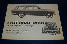 A132-Advertising Pubblicità-1959-FIAT 1800-2100