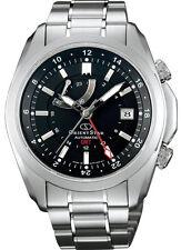 NWT ORIENT Star GMT Power Reserve  SDJ00001B WZ0041DJ Automatic Sapphire Watch