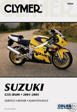 Suzuki GSX-R600 GSXR600 2001-2005 Clymer Manual M264 NEW