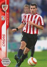 N°010 CASAS # ATHLETIC BILBAO CARD PANINI MEGACRACKS LIGA 2007
