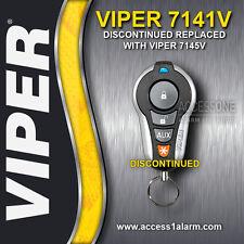 Viper 7141V 1-Way Replacement Remote Control Transmitter Fob EZSDEI7141 7145V