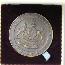 Australia City of Essendon Centenary 1961 medallion Medal (3261692M6)