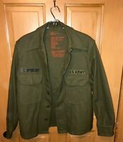 e1461 Korea US Army 40th Infantry Division Aviation Section Flight Jacket  R21A1