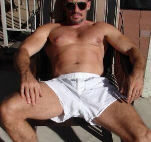 Men's Classic White FOTL Lounge Shorts Medium Pre-Owned