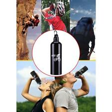 1pc 750ML Stainless Steel Bicycle Water Thermal Insulation Cycling Water Bottle