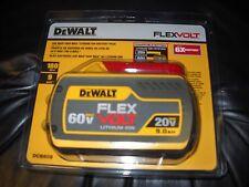 DeWALT DCB609 20/60V 9.0Ah MAX FLEXVOLT Li-Ion Battery Cordless NEW IN PACKAGE