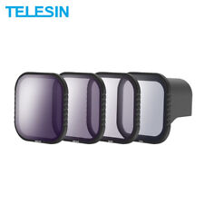 Telesin Cpl Nd8 16 32 Magnetic Filter Lens Protector With Mount for GoPro Hero 8