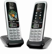 Siemens Gigaset C430HX Duo DECT-Telefon IP-Telefon Fritzbox kompatibel VOIP
