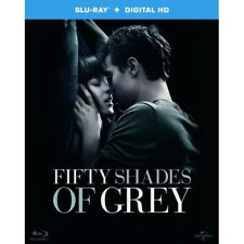 Fifty Shades of Grey The Unseen Edition Blu-ray 2015 DVD Region 2