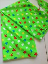 Horse Lycra Tail Bag-new - Stars On Lime