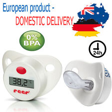 DIGITAL FEVER THERMOMETER Teat Soother Temperature Baby Toddler BPA FREE Measure