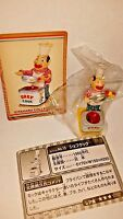 "SECRET FIGURE #13 CHEF COOK in ""Kitahara Collection 2"" Mini VINYL  Bandai 2003"