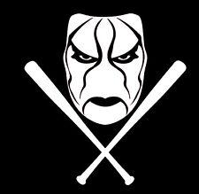 Sting WCW NWO Vehicle Decal WWE FREE SHIPPING! Car Sticker