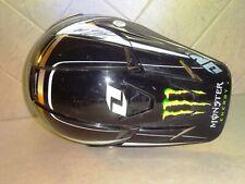 Kombat Monster Energy #164 LARGE Motocross Helmet Autographed Signed SHIPS FREE