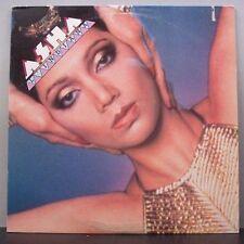 Asha Puthli Asha L'Indiana (USA-Ausgabe) 1978 Vinyl -rar-