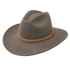 Stetson - Pinedale - Soft Wool Outback Hat