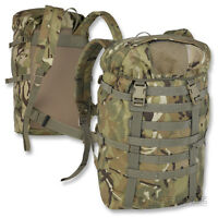 MTP MULTICAM BRITISH ARMY 30 LITRE PATROL PACK DAYSACK MILITARY