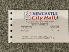 Billy Connolly - Used Ticket - Newcastle City Hall 19/9/07
