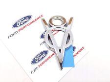 Ford Classic Chrome V8 Badge Emblem, Ford Racing packaged OEM new M-7843-V8