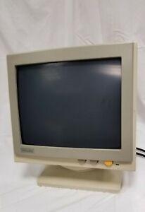 Vintage Mitsuba 710A Monochrome Monitor DISPLAY