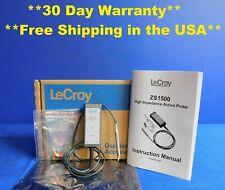 LeCroy ZS1500 High Impedance Active Probe 1.5 GHz