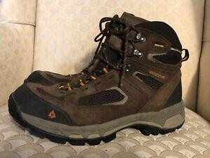 Men's Vasque Breeze 2.0 Mid GTX Brown Hiking Boots 7482 Gore-Tex - Size 11 W
