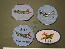 New ListingBoeing B-17 Flying Fortress (4) Patches