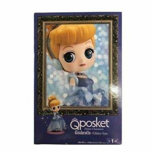 Banpresto Cinderella Glitter Disney Q Posket Figure