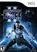Star Wars: The Force Unleashed II - Nintendo  Wii Game