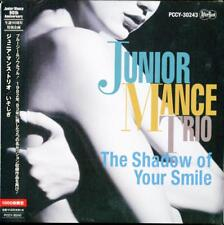 JUNIOR MANCE-THE SHADOWS OF YOUR SMILE-JAPAN MINI LP CD Ltd/Ed C15