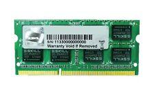 2GB G.Skill DDR3 1066 MHz SO-DIMM Laptop-Speicher für Apple Mac (PC3-8500)