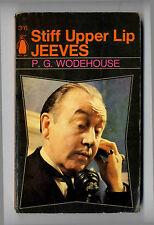 Vintage - Stiff Upper Lip, Jeeves-P. G. Wodehouse - paperback 1966 - BBC.Cover