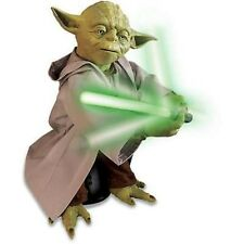 Star Wars Legendary Yoda Master Jedi Interactive Talking figure 115 phrases