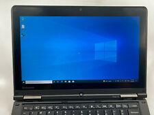 Lenovo ThinkPad Yoga 12   2-in-1 i5 500GB HDD 4GB Ram Win10 1920x1080 MR20-03