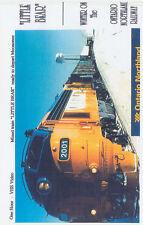 Little Bear Winter on the Ontario Northland Railway DVD NEW Kapuskasing Canada