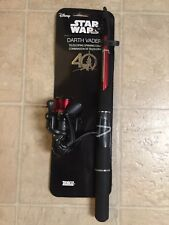 Zebco Star Wars Darth Vader Spinning Combo 30, 6' Telescopic Medium Pole