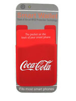 Coca-Cola Smartphone Smart Wallet with RFID Blocking Technology -  free shipping