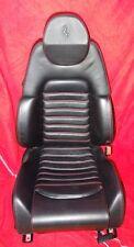 Sitze schwarz / rote Nähte FERRARI 360 - seats black / red stitch - Nr 65501100
