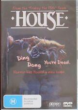 HOUSE dvd RARE OOP william katt REGION 4 horror