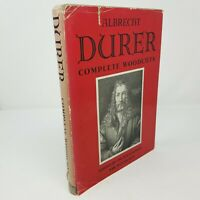 The Complete Woodcuts of Albrecht Durer Edited by Willi Kurth Illustrated - 1946