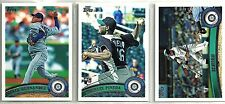 2011 Topps 24-card Seattle Mariners Baseball Team Set  Ichiro  Michael Pineda RC
