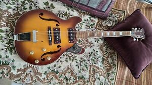 ARIA Diamond 1968 Vintage Blues Gitarre