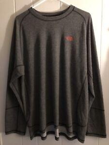 Men's The North Face Super Soft L/S Shirt Sz. XL