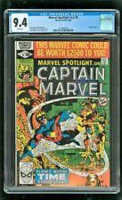 CGC 9.4 NM MARVEL SPOTLIGHT #V2 #8 MARVEL COMICS 9/1980 CAPTAIN MARVEL